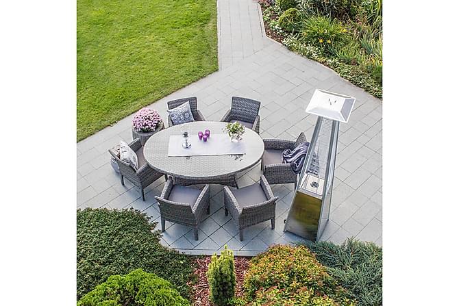 Pöytä Geneva - Puutarhakalusteet - Terassipöydät - Ruokapöytä terassille