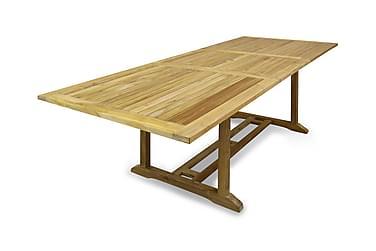 Pöytä Kalmar Jatkettava Tiikki