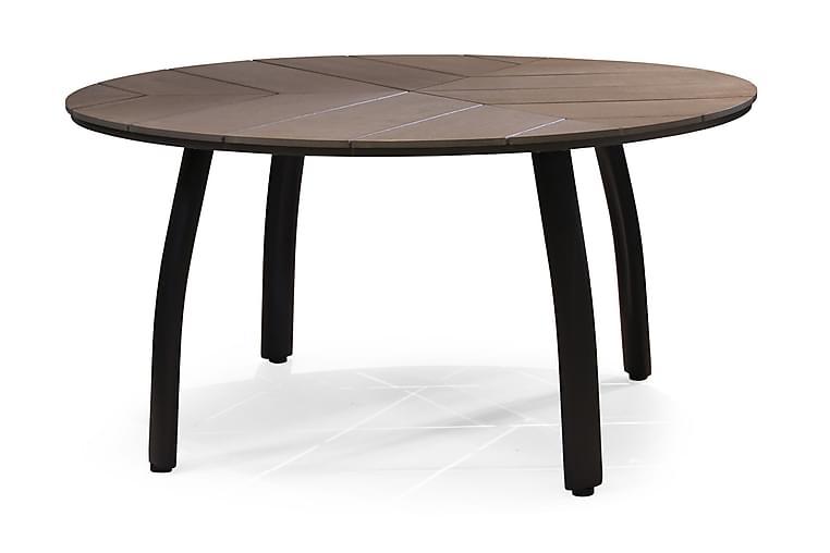 Pöytä Nydala Pyöreä - Puutarhakalusteet - Terassipöydät - Ruokapöytä terassille