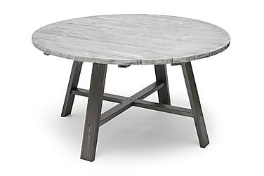 Pöytä Shabby Chic Harmaa