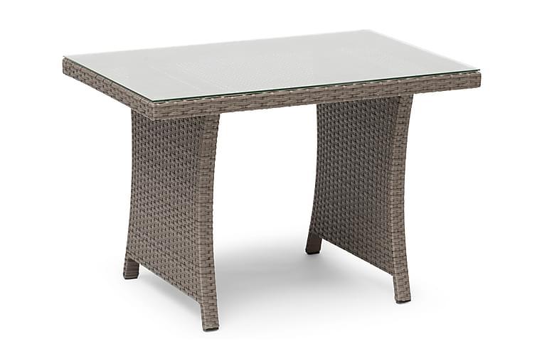 Pöytä Tanger 70x130 - Puutarhakalusteet - Terassipöydät - Ruokapöytä terassille