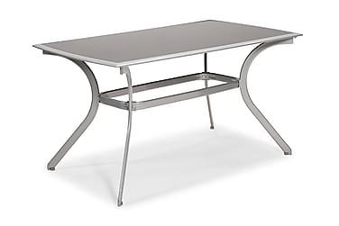 Pöytä Tylösand 80x140cm Alumiini