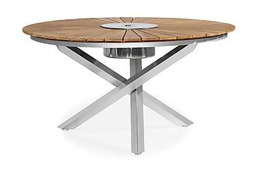 Ruokapöytä Båstad 150 cm Pyöreä