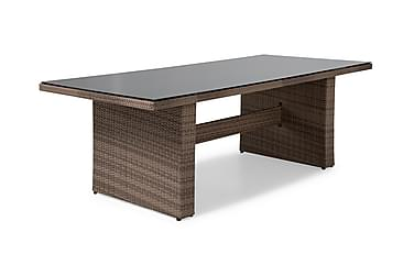Ruokapöytä Majestic 210x100 cm