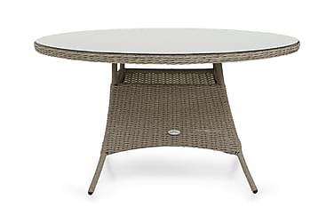 Ruokapöytä Marcus 140 cm Pyöreä