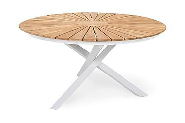 Ruokapöytä Oliver 140 cm Pyöreä