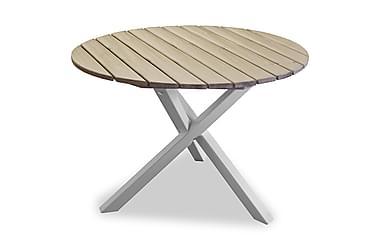 Ruokapöytä Scottsdale Fasta 105 cm Pyöreä