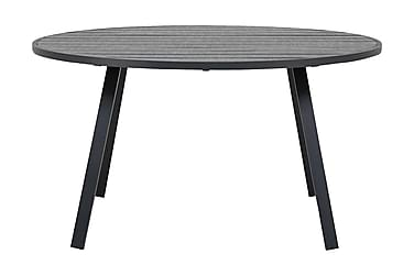 Ruokapöytä Sierra 140 cm Pyöreä