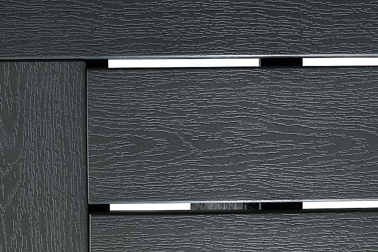 Ruokapöytä Thor 140x90 cm - Aintwood Harmaa - Puutarhakalusteet - Terassipöydät - Ruokapöytä terassille