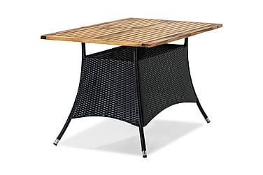 Ruokapöytä Thor 140x90 cm