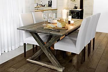 Ruokapöytä Vanamo 200 cm