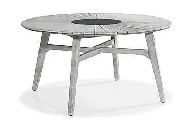 Ruokapöytä Visby 150 cm Pyöreä