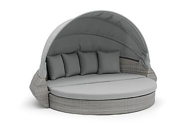 Lounge-sohva Callao Harmaa