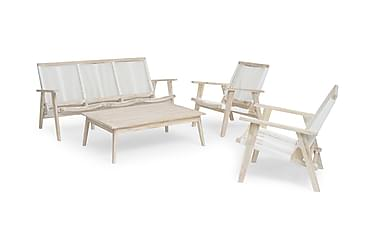 Sohvaryhmä Hillerstorp Wellington Pöytä + Sohva + 2 tuolia