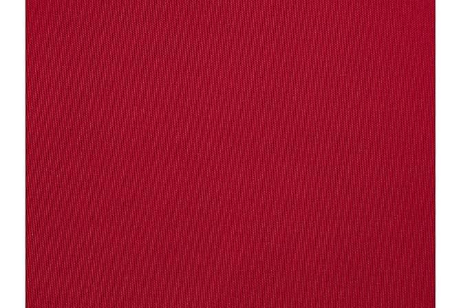 Päällinen Lino Oleskelusohva Pieni 3-os Punainen - Puutarhakalusteet - Terassiryhmät - Päälliset