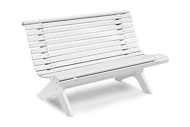 Sohva Lund Valkoinen mänty