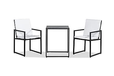 Parvekeryhmä Silvia 58,5x58,5 + 2 tuolia