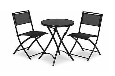 Parvekesetti Hillerstorp Belinge 60 Pyöreä +2 Belinge tuolia