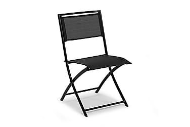 Parvekesetti Hillerstorp Brighton 70x70 + 2 Belinge tuolia