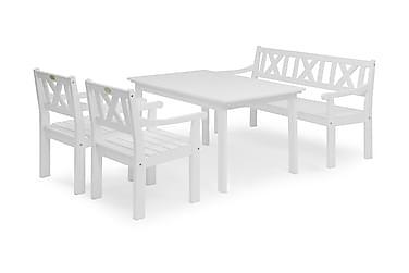 Ruokailuryhmä Hillerstorp Läckö 80x135 + 2 tuolia + Sohva