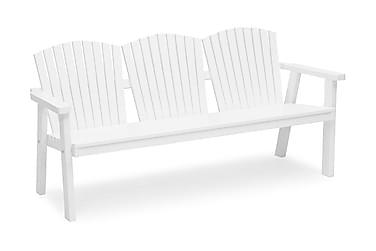 Sohva Solvik 3-istuttava Valkoinen