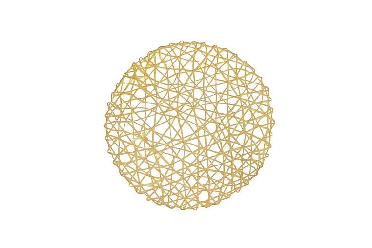 Tabletti Mio 38 cm Pyöreä Keltainen - Fondaco - Sisustustuotteet - Keittiötarvikkeet - Keittiön tekstiilit