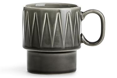 Coffee & More Kahvimuki harmaa