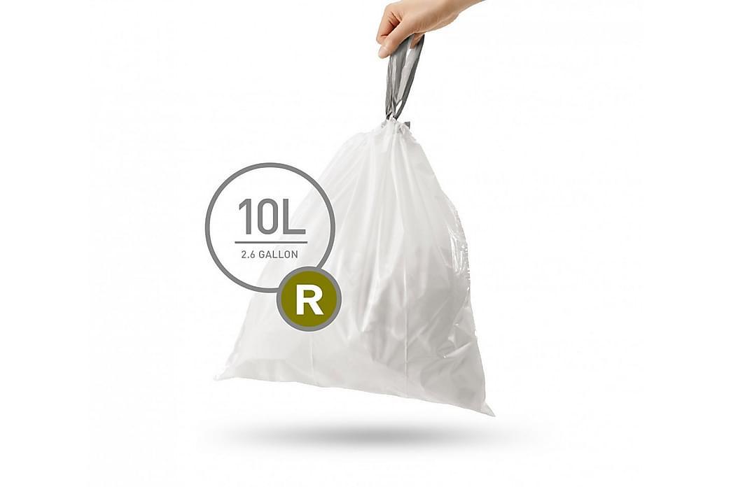 Pussi Tyyppi R 3 x 20 pak (60 pussia) - SimpleHuman - Sisustustuotteet - Keittiötarvikkeet - Roskakorit & jäteastiat