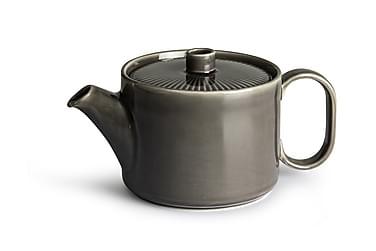 Coffee & More teekannu Harmaa