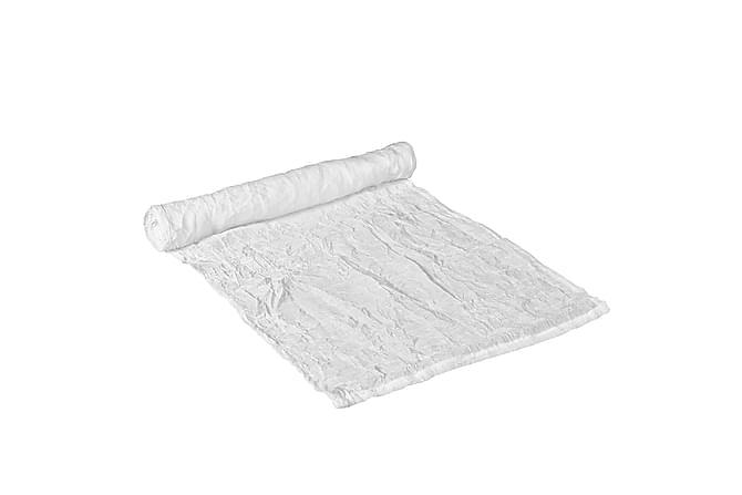 Kaitaliina Caroline 250 cm Valkoinen - Fondaco - Sisustustuotteet - Kodintekstiilit - Keittiötekstiilit