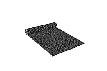 Kaitaliina Peggy 120 cm Musta/Valkoinen