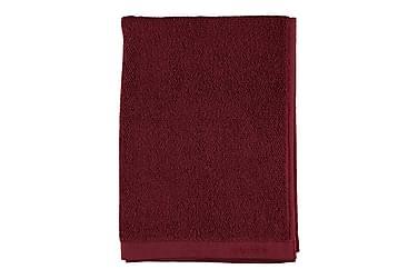 Pyyhe Puuvilla Pellava Port Red 50x70 cm