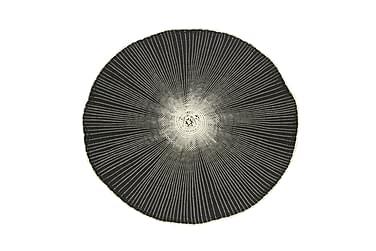 Tabletti Bryon Paperi 38 cm Pyöreä Musta