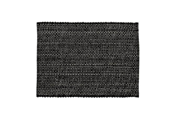 Tabletti Dixie 33x45 cm Musta - Fondaco - Sisustustuotteet - Kodintekstiilit - Keittiötekstiilit