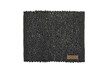 Tabletti Jute 33x45 cm Musta