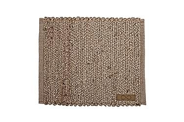 Tabletti Jute 33x45 cm Pellavanvärinen