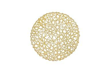 Tabletti Mio 38 cm Pyöreä Keltainen