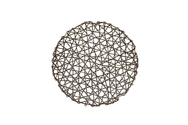 Tabletti Mio 38 cm Pyöreä Nougat
