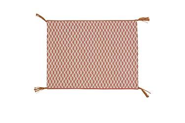 Tabletti Nora 45x35 cm Vaaleanpunainen