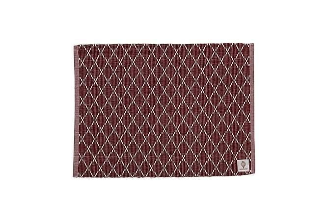 Tabletti Sky 33x45 cm Punainen - Fondaco - Sisustustuotteet - Kodintekstiilit - Keittiötekstiilit