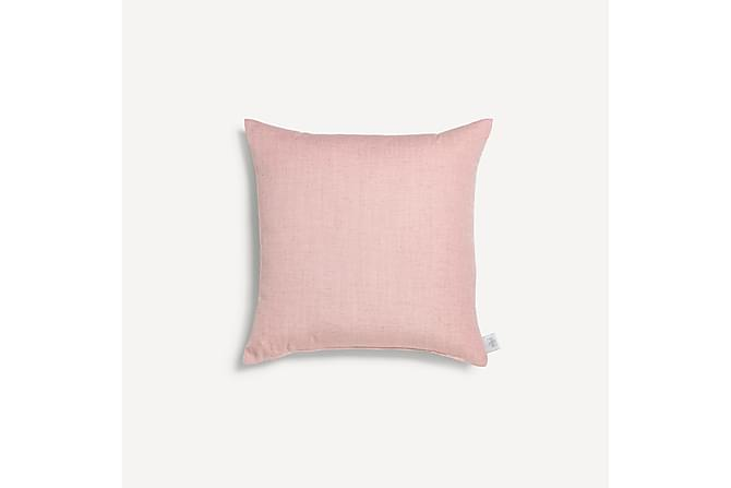 Koristetyyny Elsa 45x45 cm roosa - Lennol - Sisustustuotteet - Kodintekstiilit - Tyynynpäälliset