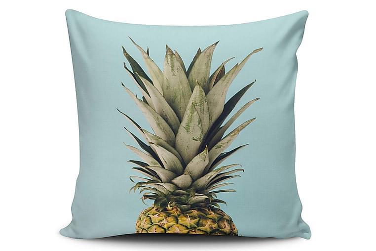 Tyyny Cushion Love 45x45 cm - Monivärinen - Sisustustuotteet - Kodintekstiilit - Koristetyynyt