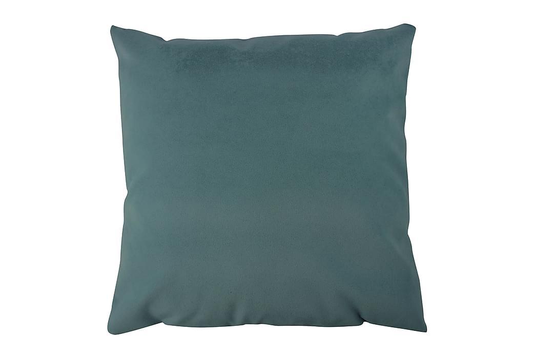 Tyyny Gravel 43x43 cm - Sininen - Sisustustuotteet - Kodintekstiilit - Koristetyynyt