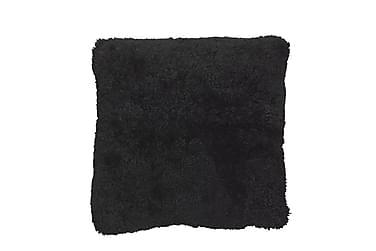 Tyyny Lampaantalja 45x45 cm Musta