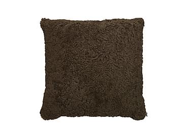 Tyyny Lampaantalja 45x45 cm Ruskea