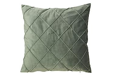 Tyynynpäällinen Jonna 50x50 cm Agavenvihreä