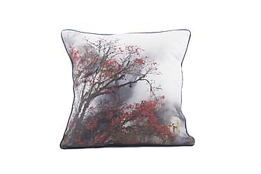 Tyynynpäällinen Red Tree 48x48
