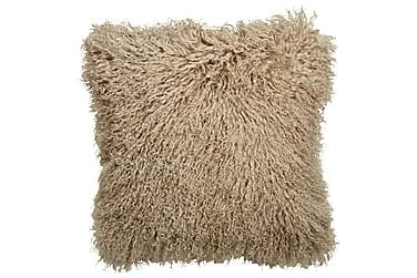 Tyynynpäällinen Tibet 45x45 cm Lammas Beige
