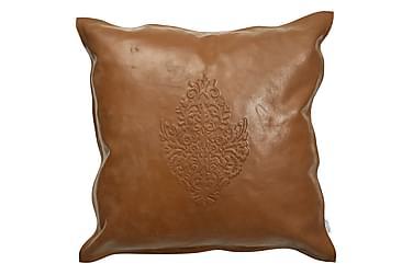 Tyynynpäällinen Vintage 45x45 cm Konjakki
