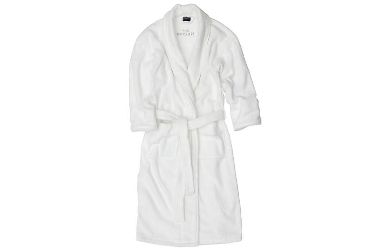 Frotee Kylpytakki Lord Nelson - Valkoinen - Sisustustuotteet - Kodintekstiilit - Kylpyhuoneen tekstiilit